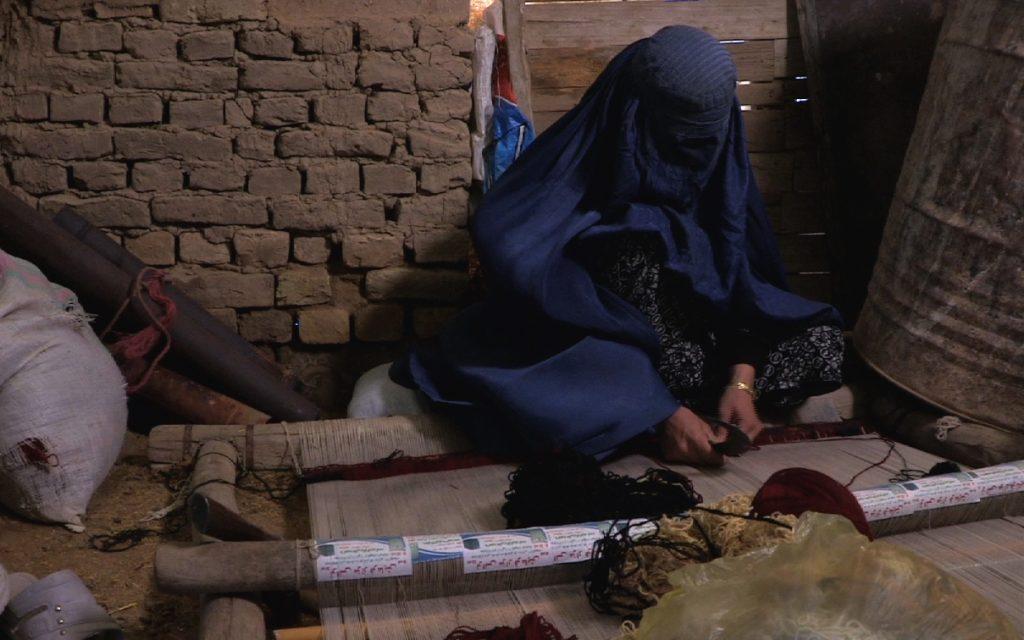 Marzia weaving