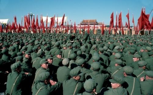 Mao funeral