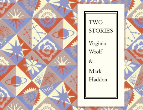 Mark Haddon and Virginia Wolf